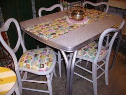 Retro Kitchen Table Chairs Retro Kitchen Table And Chairs Canada Best Kitchen Ideas 2017