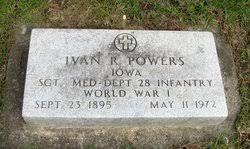 Dr Ivan Roy Powers (1895-1972) - Find A Grave Memorial