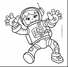 Small Picture fantastic astronaut coloring pages agent oso for kids with