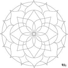Small Picture a free printable mandala coloring page 60 more available on