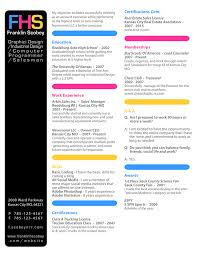 Advertising Resume Templates