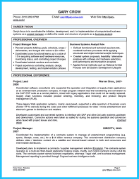 Gallery Of Resume Cv Cover Letter Business Analyst Resume Business
