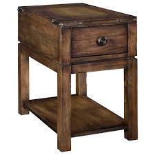 table usb charger. broyhill furniture pike place 1 drawer chairside table with power strip/usb charger usb e