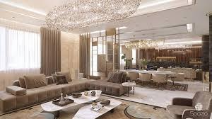 Contemporary Offices Interior Design Adorable Modern Villa Interior Design In Dubai 48 Spazio Contemporary