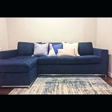 Article Sofa Review Sven Image By Containing Furniture Couch Living Room  Bed Midnight Blue Left Sectionals   Reviews43