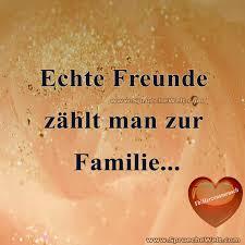 Echte Freunde Zählt Man Zur Familie Picture