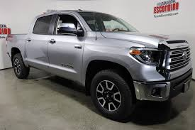New 2018 Toyota Tundra Limited 4WD Crew Cab Pickup in Escondido ...