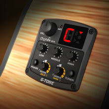 Best value Acoustic Guitar Eq Preamp – Great deals on Acoustic ...
