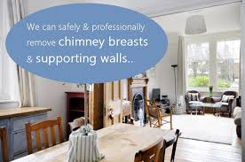 wall chimney t removal experts coventry warwickshire load bearing wall removal structural support sd roberts quality rated plasterers
