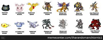 Digimon Full Evolution Chart Evolution Chart For Both Agumon And His Evil Counterpart