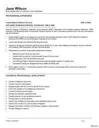 92A Job Description Resume 100a Resume Therpgmovie 8