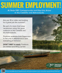 Summer Seasonal Jobs Employment Opportunities In Summer Recreation Nys Dept Of