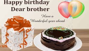 Brother Birthday Wishes 100s Of Best Wishes Love U Brother