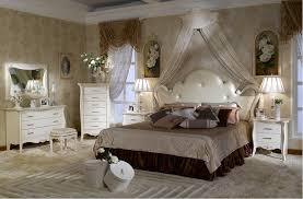 Bedroom In French Cool Decoration