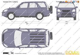 honda crv measurements | Best Cars Modified Dur A Flex