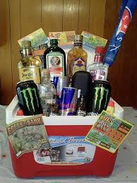 diy gift baskets for men google search