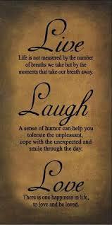 Live Love Laugh Quotes Impressive Live Laugh Love' Wall Stickers Quotes Inspirational Zen Quotes