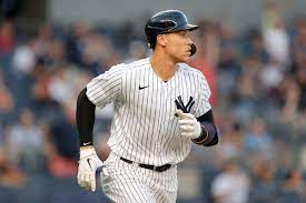Aaron Judge out of Yankee lineup ...