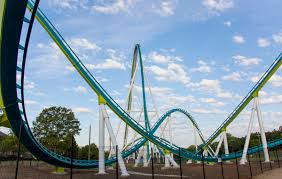Fury 325 Worlds Tallest And Fastest Giga Coaster Carowinds