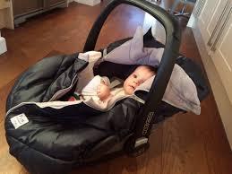 7am enfant car seat co unzipped