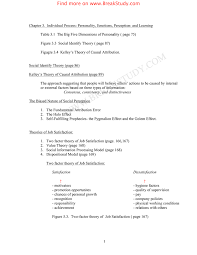 adms final exam summary introduction to organizational  adms 2400 final exam summary introduction to organizational behaviour page 1