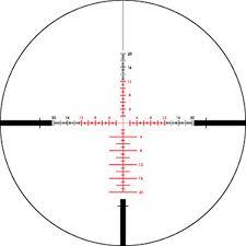 Bdc Reticle Ballistics Chart Adjustable Rifle Turrets Vs Bdc Reticles Gohunt