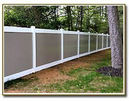 vinyl fencing. PVC Vinyl Fence Fencing
