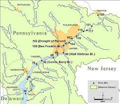 Delaware River Basin Commission River Mileage System