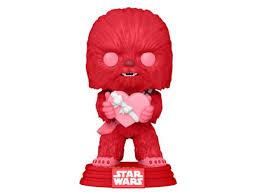 Купить <b>Фигурка Funko POP</b>! Valentines Звездные войны Чубакка с ...