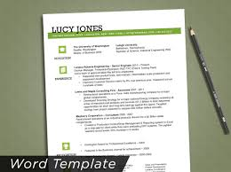 Resume Template Designing Your Create The Perfect First