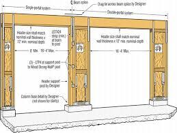 garage door heightdimensions car garage door typical dimensionsg for height  Home