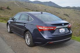 2017 Toyota Avalon Hybrid Limited Review | Car Reviews and news at ...