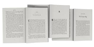 Book Design Templates Book Design Templates Tools For Self Published Authors Writers