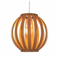 ben round bamboo lamp shade homebase