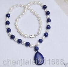 Лазурит <b>колье</b> изысканные жемчужные ожерелья и подвески ...