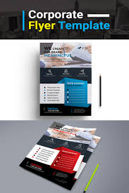 Create Business Flyer Create Multipurpose Brand Business Flyer Corporate Identity Template