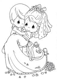 Coloring Pages Free Weddingng Pages To Print Phenomenal Image