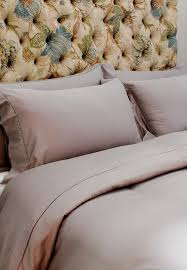 egyptian cotton linen dove grey duvet cover super king