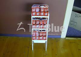Product Display Stands Canada Merchandising Retail Displays True Blue Wire Products 27