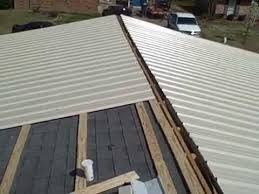 metal roofing metal details 601 212 5433 installed over shingles how to install steel n57