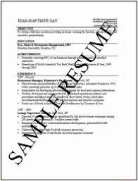How to Write a Resume for a Job?  eAge Tutor