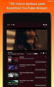 Android için Bedava Müzik İndirici MP3; YouTube Müzik Çalar - APK'yı İndir
