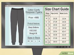 How To Determine Your Dress Size 13 Steps With Pictures