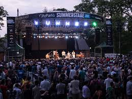 Summerstage In Central Park 2019 Guide