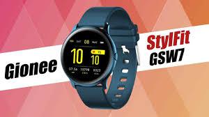 Gionee Smartwatch 7 with Spo2 sensor ...