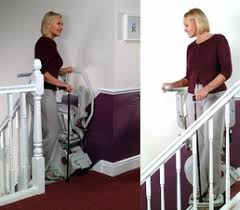 Sit or Stand Stairlift