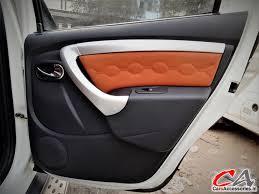 renault duster car door pads