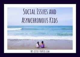 social issues and asynchronous kids gifted giftedness gifted learner paing gifted