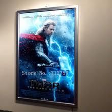 light up movie <b>poster frame</b> с бесплатной доставкой на AliExpress ...