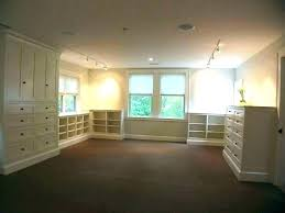master bedroom built ins custom cabinetry houzz walk in closets